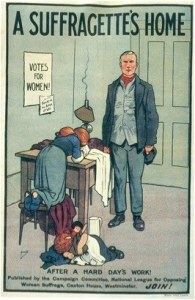 Anti Suffrage Poster 5